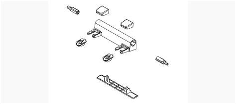kohler toilet seat hinge parts standard plumbing supply product kohler k 1150464 0
