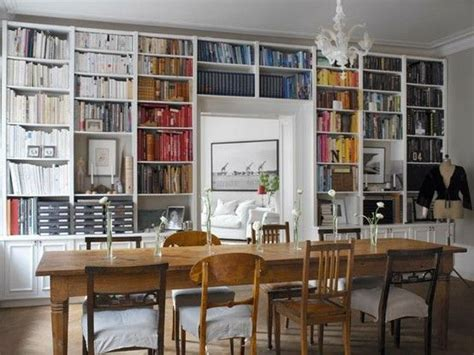 Dining Room Bookshelves by Bookcase Dining Room Dining Room Pinterest