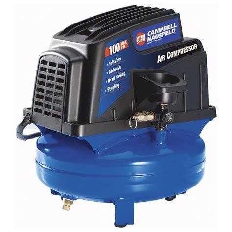 cbell hausfeld fp2028 1 gallon free pancake air compressor