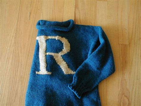 how to knit a weasley sweater harry potter knitting patterns not your average crochet