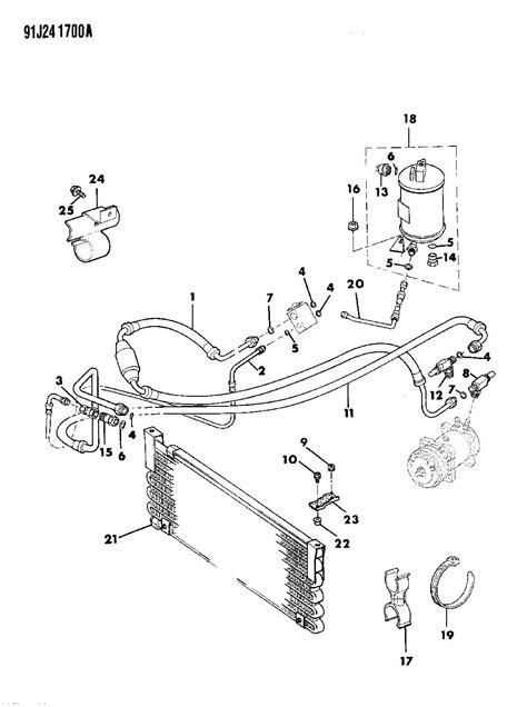 service manual how to install 1992 jeep comanche springs rear jcroffroad now offers a rear service manual how to replace 1992 jeep comanche ac evaporator xj cherokee air intake parts