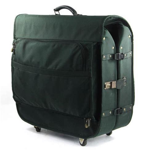Wheeled Wardrobe Luggage by Tumi Alpha Large Green Rolling Bifold Garment Bag