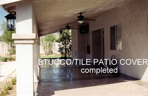 Patio Covers Balconies Photo Gallery Las Vegas Stucco Patio Cover Designs