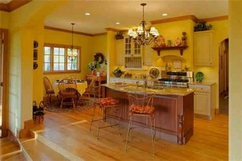 country yellow kitchens yellow country kitchen home quot needs quot improvement