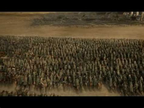 return   king ride  rohirrim arrival  rohan