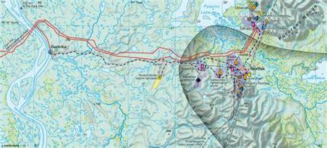 norilsk russia maps maps norilsk nickel mining subarctic conditions