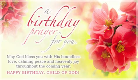 Free Christian Birthday Cards Free Child Of God Ecard Email Free Personalized Birthday