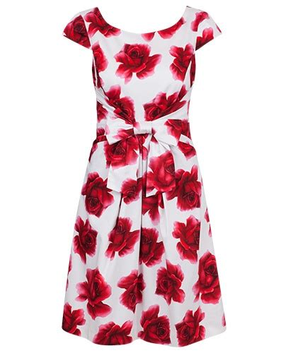 A Sea Of Roses Flare Dress 17 best images about anthea crawfod on jersey