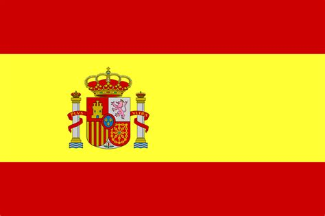 Free Vector Graphic Spain Flag Spanish National Free Image On Pixabay 28530 Printable Spain Flag
