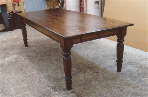 pictures of table legs farmhouse table with standard turned legs optional end