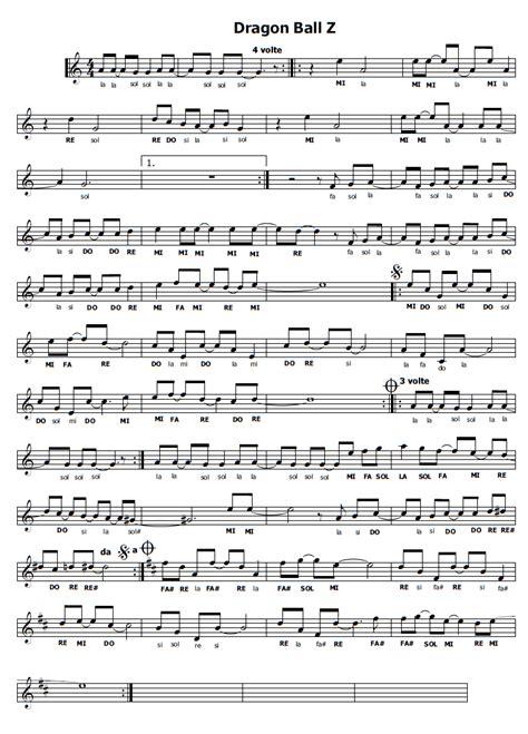 musica testi musica e spartiti gratis per flauto dolce