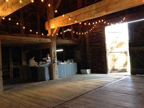 Barn Bar Actually A Beautiful Hudson Valley Wedding Set In