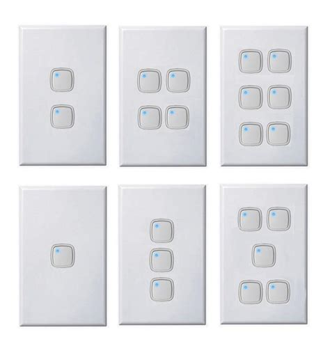 2 dimmer switches one light bluestar push button light switch dimmer 2 in 1 1 6