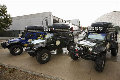 Jeep Events In Jeep Wrangler