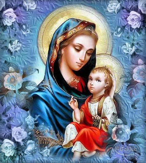 imagenes virgen maria con jesus 174 virgen mar 237 a ruega por nosotros 174 im 193 genes de la