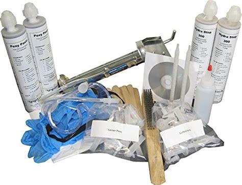 basement repair kit 10 fast set concrete foundation repair kit our most