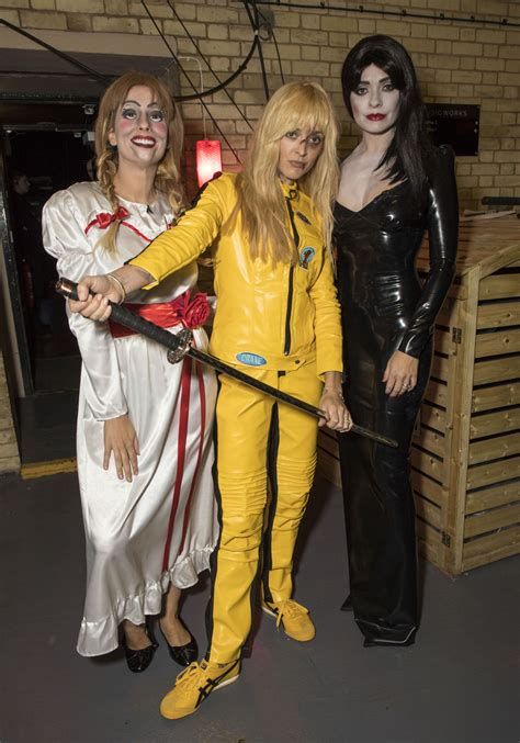 celebrity juice halloween special holly stacey solomon fearne cotton and holly willoughby