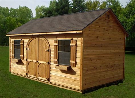 Shed Homes Plans by Building Plans Shed House Plans