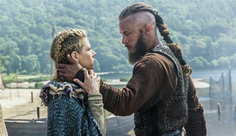 vikings history channel ragnar hair vikings season 4 even the show s creator wants to ship