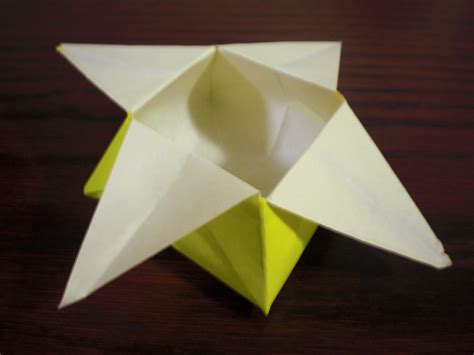 Learn Origami - day 17 learn origami novice du jour