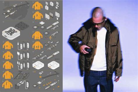 design jacket levis 2000 philips levis icd