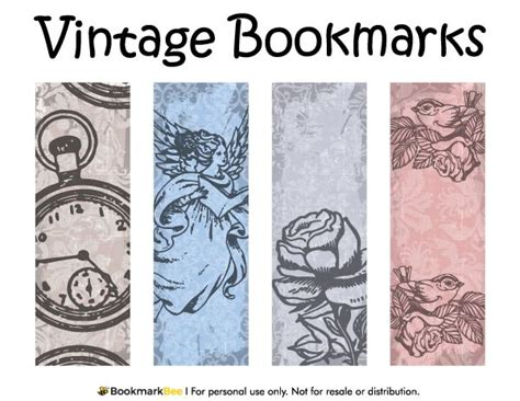 printable bookmarks pdf 100 best printable bookmarks at bookmarkbee com images on