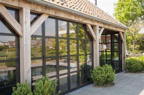 serre verande veranda s en orangeries livinlodge by carpentier