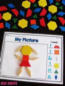 pattern block templates for kindergarten 25 best ideas about year 1 classroom on