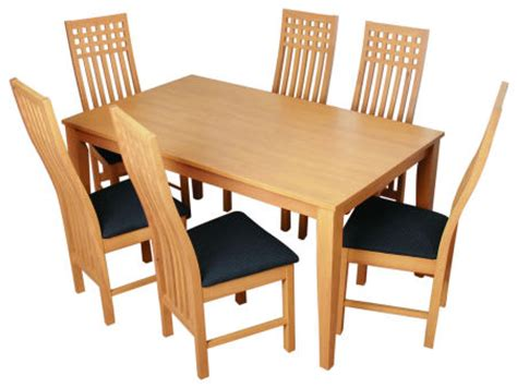 ardennes dining table 6 chairs dining room set review