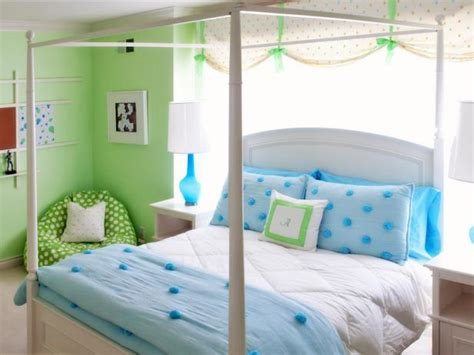 Bright And Colorful Girl S Bedroom Hgtv
