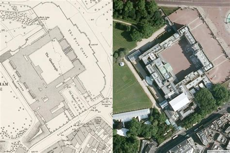 House Tech take a trip to victorian london with google maps in pictures