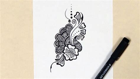 henna mehndi design doodle youtube