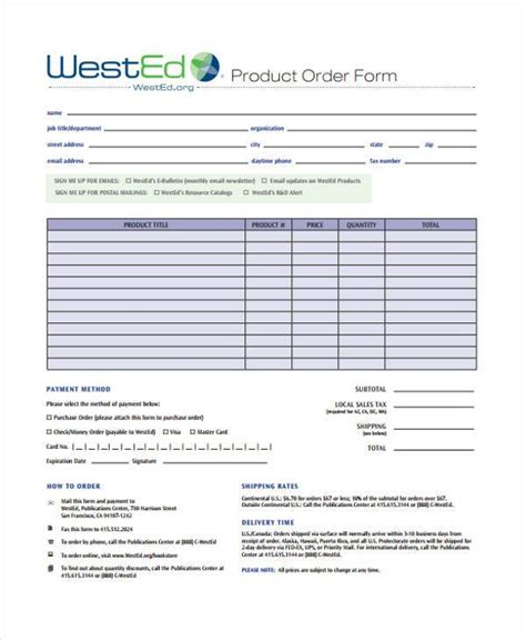 product order form woocommerce wholesale order form