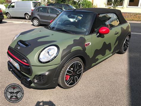 Camouflage Folie Klein mini camouflage folie