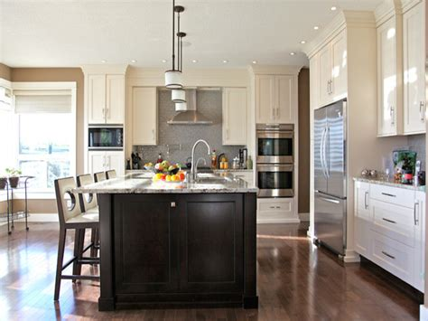 white kitchen cabinets with dark island white kitchen cabinets with dark island crowdbuild for