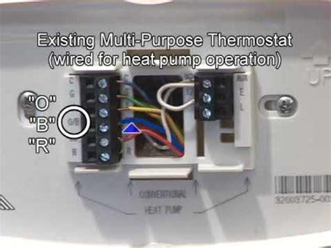 heat wiring mechanical settings