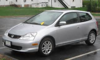 2001 honda civic hatchback vii pictures information and