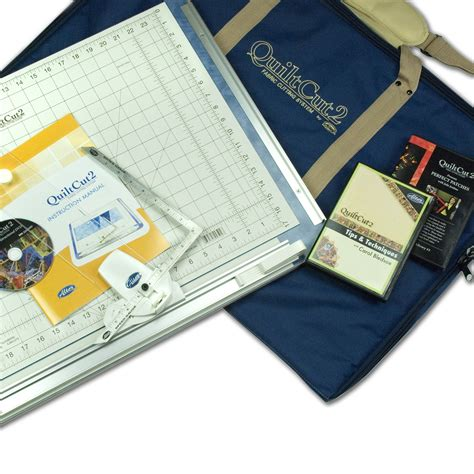 quiltcut2 deluxe kit quiltcut fabric cutting system