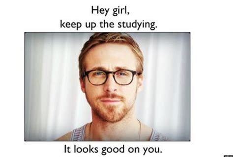 Ryan Gosling Study Meme - best ways to revise for exams here s 9 ryan gosling study