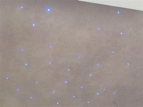 illuminazione cielo stellato foto illuminazione cielo stellato con led da 3 5 mm di