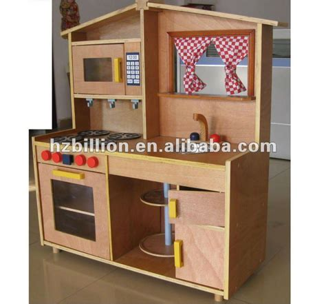 Childrens Wooden Kitchen Furniture Kitchen Set Toys Wooden Furniture Buy Kitchen Set