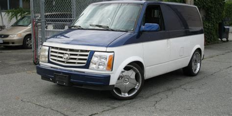 cadillac minivan list of all models and modifications of cadillac with