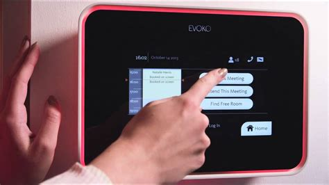 best booking system evoko meeting room booking system