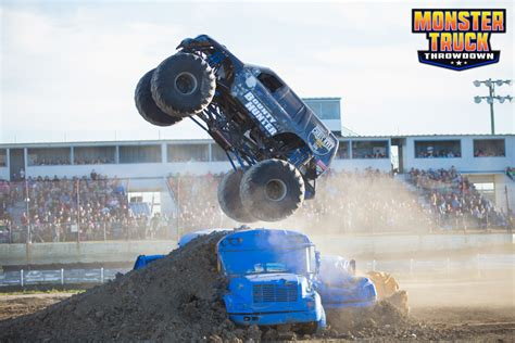 monster truck show edmonton results edmonton monster truck throwdown 2017