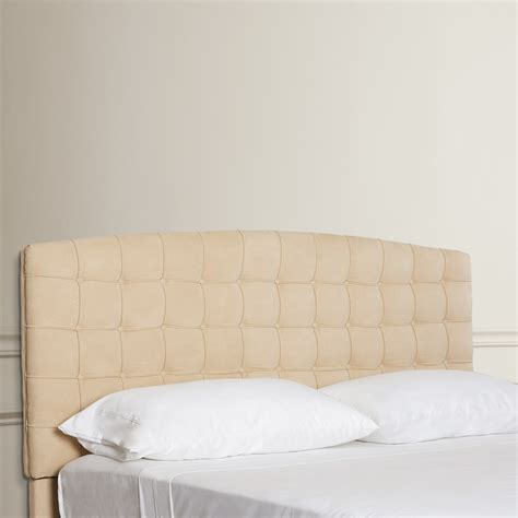 padded king headboard alcott hill malvern king upholstered headboard reviews