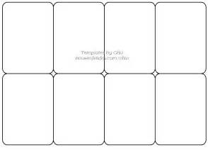 Cards Templates by Card Template Aplg Planetariums Org