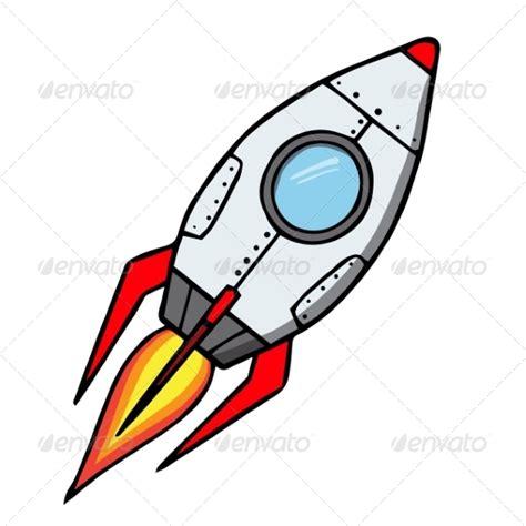 cartoon rocket tattoo space rocket cartoon by benderonny graphicriver