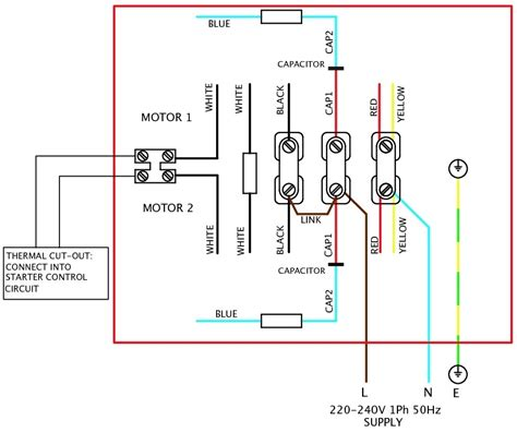 single phase 220v wiring diagram 32 wiring diagram