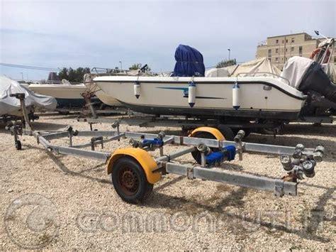 carrelli porta barca vendo carrello porta barca trailer simacar sm 1300kg da