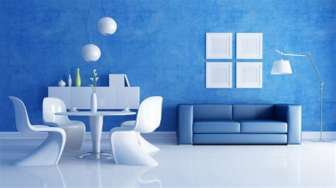 home interior design photos hd blue and white interior design hd wallpaper